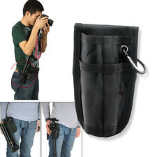 Folding Portable Waist Bag Pouch Case For Supporting Camera Monopod Tripod
