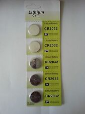 4 X 5 = 20 LITHIUM BUTTON COIN CELL 3V BATTERY FOR MEMORY BACK UP&TOYS CR2032