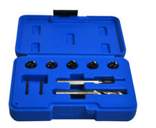 Spot Weld Cutter and Drill Bit Set 9 PC 10mm.
