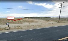 LANCASTER AREA LAND FOR SALE LOS  ANGELES COUNTY 2.55 ACRES ASSESSED AT $57,000