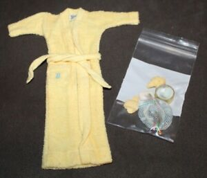 Vintage Mattel BARBIE DOLL OUTFIT Singing In The Shower #988 lot bc