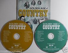 Time Life Golden Age of Country - Crazy Arms (CD x2  2009) VG++ 9/10