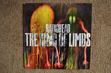 "Radiohead Vinyl LP ""The King Of Limbs"" 180 gm, tbd (TICK001LP), Near Mint"