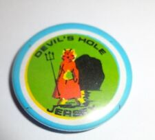 Devil's Hole Jersey Pin Badge