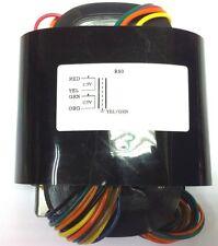 R-Core Power Transformer R80-37 300V 360V 380V (0.15A) 15V (1A) 12V (1A) 6.3V x2