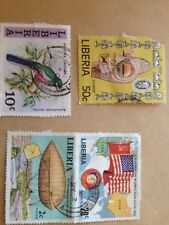 Liberia - Stamps (check description and photos)