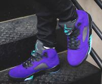 Nike Air Jordan Retro 5 Alternate Grape 2020 PREORDER *READ DESCRIPTION*