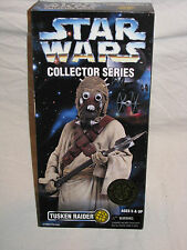 "STAR WARS - 12"" Collector Series TUSKEN RAIDER with Rifle - MISB"