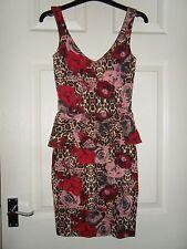 River Island Polyester Peplum Dresses for Women