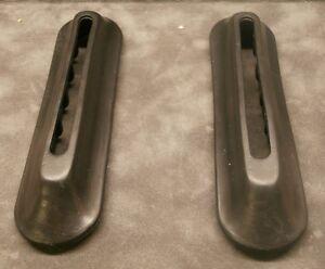 VW Bug Bumper Grommets. Set of 2. PAIR. 111707197B T-1 1968-1973