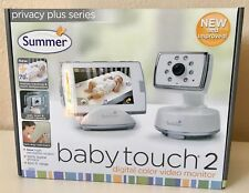 Summer Baby Touch 2 Digital Color Video Monitor Privacy Plus, Day & Night Camera
