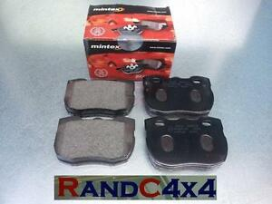 SFP500160 Land Rover Discovery 1 Front Brake Pad Set MINTEX 94 to 98 300 Tdi V8