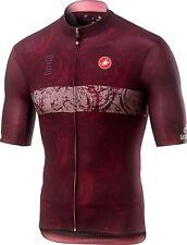 Castelli Giro d' Italia Sangiovese Men's Cycling Jersey Size M - .Amore Infinito
