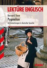 Lektüre - Englisch Shaw: Pygmalion von Bernard Shaw (2012 / auf englisch)