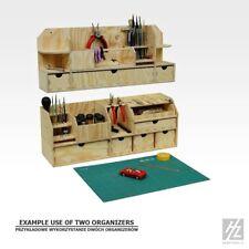 Kleine Tisch Werkbank SPARSET (Benchtop Organizer, Workbench) Modellbau Station