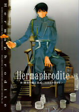 Fullmetal Alchemist YAOI Doujinshi Comic Roy x Ed (Edward) Hermaphrodite 9: Your