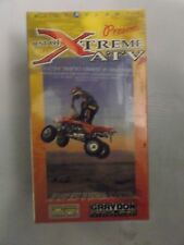 BEST OF XTREME ATV VHS MX Ice Woods Crashes Quad Racing Video New In Stock