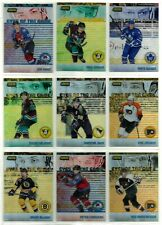 1999-00 STADIUM CLUB EYES OF THE GAME INSERT CARDS - PICK SINGLES - FINISH SET