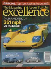 Excellence Porsche USA Jun 2004 Dauer Porsche 962 LM, 886 GT2 vs GT3