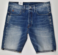 G-STAR RAW, Type C 3D Jeans Shorts 1/2, Gr. W32 Bermuda Herren Shorts Jeans Cut