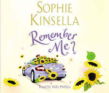 Remember Me?  by Sophie Kinsella  (CD-Audio, 2008) -free postage