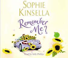 Brand new sealed 3CD Audio book - Remember Me? - Sophie Kinsella