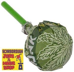 1x Skunk Flavour Lolly ~ Cannabis Joke Novelty Funny Stoner Gift Stocking Filler