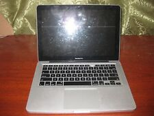 """Apple MacBook A1278 13.3"""" Laptop MD314LL 2011 Core i7 2.8 ghz As Is"""