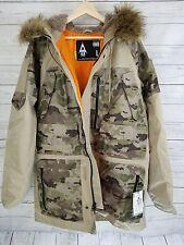 NWT Burton Undefeated X Alpha Industries M-65 Burton Trench Jacket
