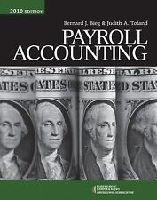 Payroll Accounting 2010 (with Computerized Payroll Accounting Software CD-ROM) b
