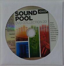 MAGIX Soundpool DVD Collection 20 - NEU