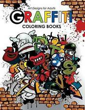 Graffiti Coloring Book for Adults, Paperback by Dabney, Georgia A.; Hipster C...