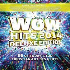 Wow Hits 2014 [Deluxe Edition] by Various Artists (CD, Sep-2013, 2 Discs, Wow Go