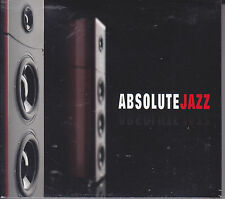 """Absolute Jazz"" EQ Music Audiophile Jazz Collection 2-CD Brand New Sealed"