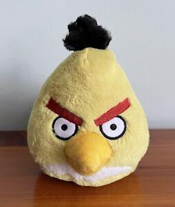 "Angry Birds 6"" Inch Plush Yellow Chuck Bird - Free Shipping!"