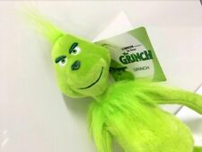 New Dr Seuss How the Grinch Stole Plush Toy Christmas Gift