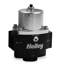 HOLLEY HP CARBURETED PRESSURE REG  2 Port  4.5 - 9 PSI
