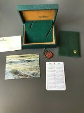 ROLEX SUBMARINER KIT 1976 (Eng) Ref 5513/1680 Box+Booklet+Warranty+Wallet+..