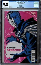 Doctor Strange (2015 5th Series) #5B CGC 9.8 WHITE Pages, Variant Cover