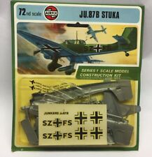 ** AIRFIX - 1/72 - JU.87B STUKA