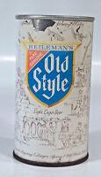 Vintage Heileman's Old Style Beer 12oz Can Straight Steel La Crosse WI Pull Tab