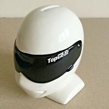 Top Gear Stig Helmet Porcelain Money Box  Kinnerton BBC Top Gear 2005 Collectors