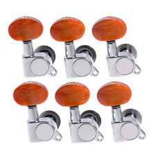 6R STEEL, ELECTRIC, ACOUSTIC Guitars Tuning Pegs Tuners Guitar parts