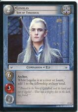 Lord Of The Rings CCG Card RotEL 3.P121 Legolas, Son Of Thranduil