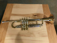 F.E Olds Super Trumpet S/N 188220