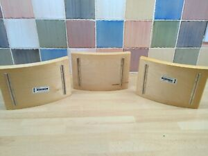 Ikea wooden magnetic picture photo frames X 3