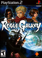 PlayStation2 : Rogue Galaxy VideoGames
