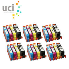 24 UCI® ink fits for HP 364XL Officejet 4610 4620 Deskjet 3070A 3520 3522 3524