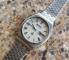 Vintage Seiko Lord Quartz JDM 7853 7010 October 1978 Kanji Dress Watch