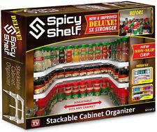Spicy Shelf Deluxe Stackable Shelf As Seen On TV